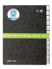 Part File 12 compartments