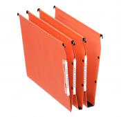 Esselte Orgarex Dual Lateral Suspension File. 15mm bottom