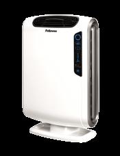 AeraMax DX55 air purifier white/black