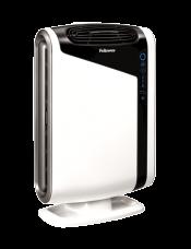 AeraMax DX95 air purifier white/black