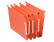 Esselte Orgarex Dual Lateral Suspension File. V-bottom