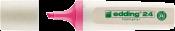 Edding 24 EcoLine highlighter pink
