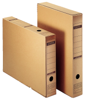 Leitz Premium Archiving Box 70 / A4 with wide opening