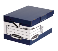 Bankers Box® System Ergo-Stor™ maxi white/blue