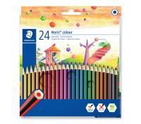 STAEDTLER Noris Colour Coloured pencil set 24 pcs