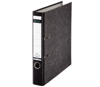 Leitz 180° Lever Arch File Classic Marbled. 50mm