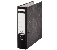 Leitz 180° Lever Arch File Classic Marbled. 80mm