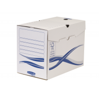 Bankers Box® Basic 200 mm A4+ Transfer File 25 pk