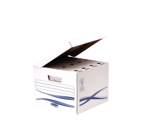 Bankers Box® Basic Flip Top Cube 10 pk