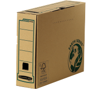 Bankers Box® Earth Series 80 mm A4 transfer file 20 pk