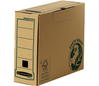 Bankers Box® Earth Series 100 mm A4+ transfer file 20 pk