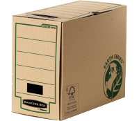 Bankers Box® Earth Series 150 mm A4+ transfer file 20 pk