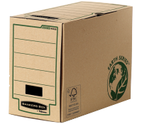 Bankers Box® Earth Series 200 mm A4 transfer file 20 pk