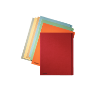 Esselte Manilla Insert Folder with side tab; 10mm. A4