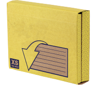 Bankers Box® Missive Heavy Duty mailing pouch yellow 240 x 160 x 60 mm XS pk 10