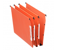 Esselte Orgarex Dual Lateral Suspension File. 15mm bottom