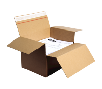 BANKERS BOX® FastFold® Variable Height Shipping Box A4
