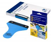 Loeffs FILING LABELS BLUE 100 PK