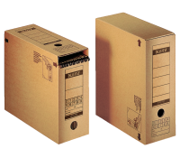 Leitz Premium Archiving Box for large files or suspension files