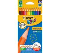 BIC Kids Evolution ECOlutions kleurpotloden