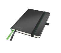 Leitz Complete Notebook; HC; A6; squared