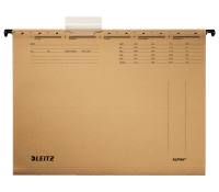 Leitz Alpha Suspension File. A4. Sides open