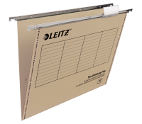 Leitz Ultimate Clenched Bar Suspension File. A4; V-bottom