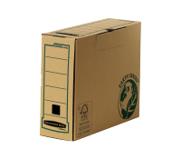 Bankers Box® Earth Series 100 mm A4 transfer file
