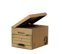 Bankers Box® Earth Series flip top cube