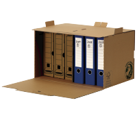 Bankers Box® Earth Series front opening storage container