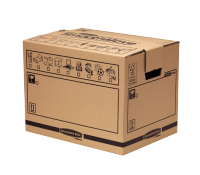 Bankers Box® SmoothMove™ removal book box brown