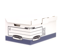 Bankers Box System Flip top maxi - Blue