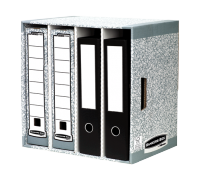 Bankers Box® System file store grey