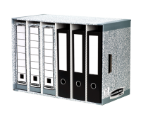 Bankers Box® System file store module grey