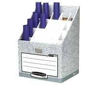 Bankers Box® System Roll/Store® grey