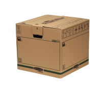 Bankers Box® SmoothMove™ Fastfold® removal box large brown