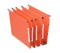 Esselte Orgarex Dual Lateral Suspension File. V-bottom
