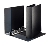 Leitz SoftClick Ring Binder. 40mm; 4 D rings