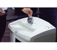 HSM SECURIO B32 document shredder - 1 x 5 mm incl. oiler