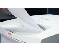 HSM SECURIO B32 document shredder - 0,78 x 11 mm incl. oiler